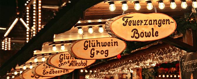 Kerstmarkt Oberhausen Arrangement Fletcher Kloosterhotel